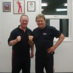Sifu George Fitzgerald & Joe Lewis - Greatest Karate Fighter of All Time